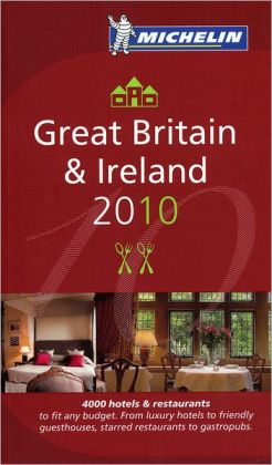 Great Britain and Ireland 2010 (Michelin Travel Guides Series)