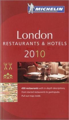 Michelin Guide London 2010