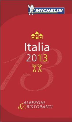 MICHELIN Guide Italia 2013