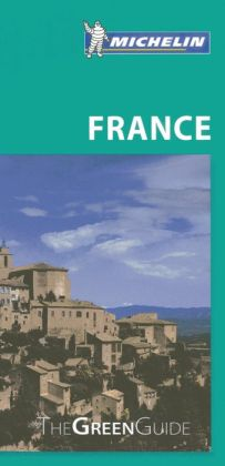 Michelin Green Guide France