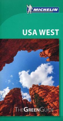 Michelin Green Guide USA West