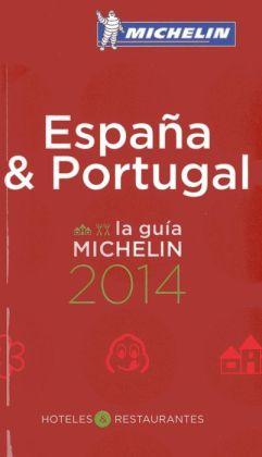 Michelin Guide Espana/Portugal 2014