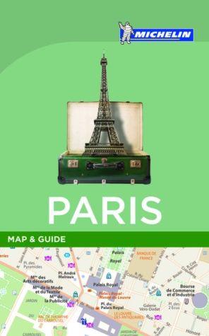 Michelin Paris Map & Guide