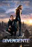 Book Cover Image. Title: Divergente - Tome 1, Author: Veronica Roth