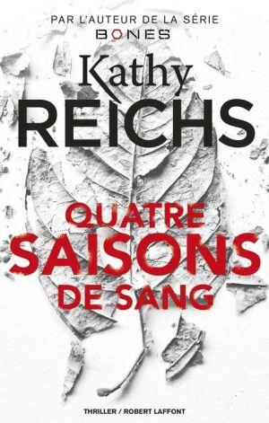 Book Quatre saisons de sang