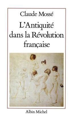L'Antiquité dans la Révolution française