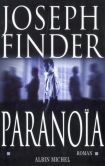 Book Cover Image. Title: Parano�a, Author: Joseph Finder