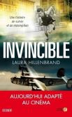 Book Cover Image. Title: Invincible, Author: Laura Hillenbrand
