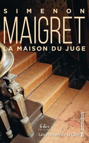 La maison du juge (Maigret in Exile)