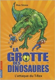 Grotte Dinosaures N01 Attaque