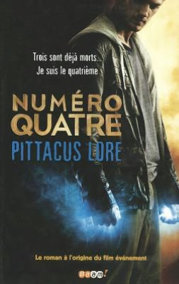 Numero quatre (I Am Number Four)