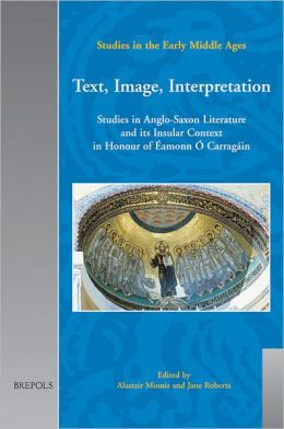 Text, Image, Interpretation: Studies in Anglo-Saxon Literature and its Insular Context in Honour of Eamonn O Carragain