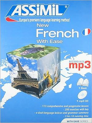 New French with Ease mp3 Pack (Assimil with Ease)