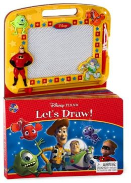 Disney Pixar Let's Draw!