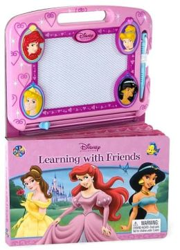 Disney Princess Learning With Friends By Staff Of Disney
