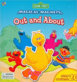 Sesame Street Out and About Magical Magnets