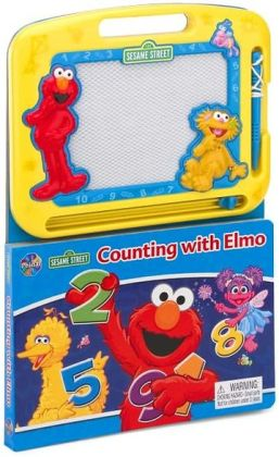 Sesame Street Counting with Elmo
