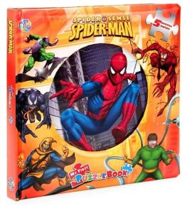 Spider-Man: Spider Sense (My First Puzzle Book Series)