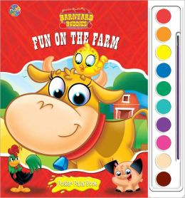 Fun On The Farm (Poster Paint Book)