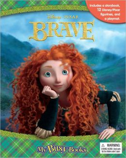 Disney Brave My Busy Books