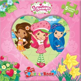 Strawberry Shortcake My First Puzzle Book