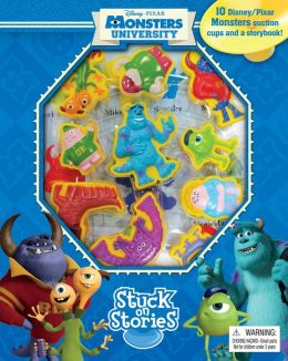 Disney Monsters University Stuck