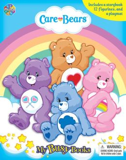 Care Bears My Busy Books