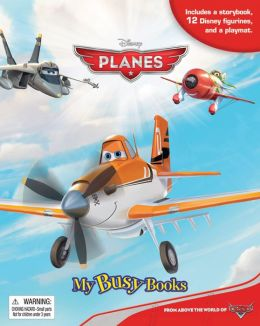 Disney Planes Busy Book