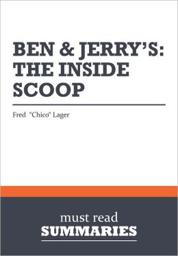 Summary: Ben & Jerry's. The Inside Scoop - Fred