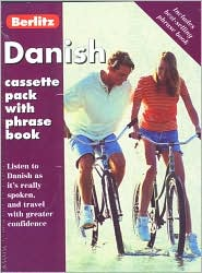 Berlitz Danish Cassette Pack with Phrase Book