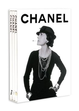Chanel Set of 3 Books: Fashion, Jewelry, Perfume