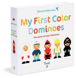 My First Color Dominoes: The Game of Color Discovery