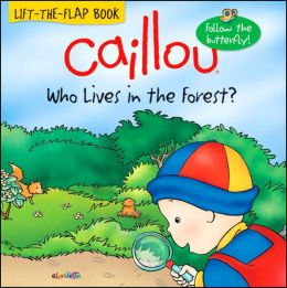 Caillou - Who Lives In The Forest?