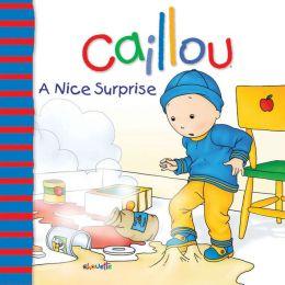Caillou: A Nice Surprise