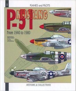 P 51 Mustang 1943-1945