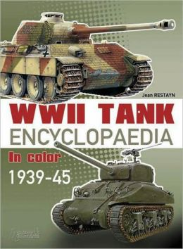 Encyclopedia of AFVS of World War II