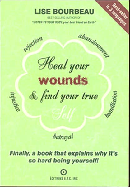 Heal Your Wounds and Find Your True Self: Finally A Book That Explains Why It's So Hard Being Yourself