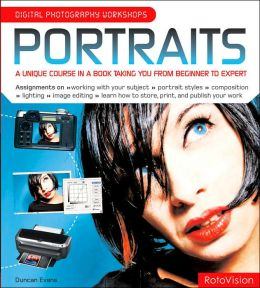 Digital Photography Workshops: Portraits