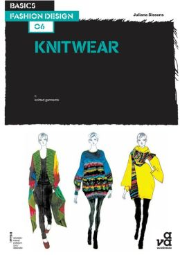 Basics Fashion Design: Knitwear