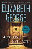 Book Cover Image. Title: Just One Evil Act (Inspector Lynley Series #18) (Signed Book), Author: Elizabeth George