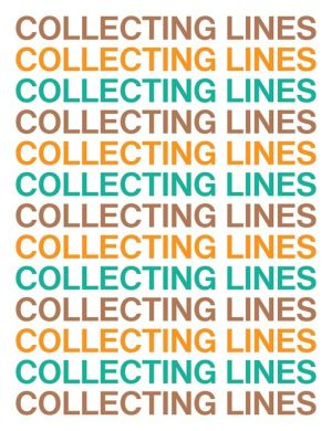 Collecting Lines: Drawings from the Ringier Collection