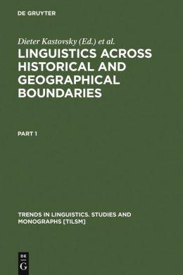 Ling.across Hist.Boundaries 2