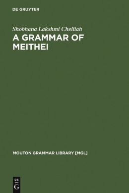 Grammar of Meithei