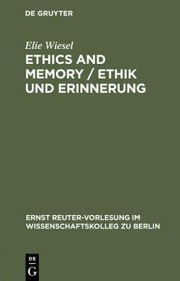 Ethics and Memory