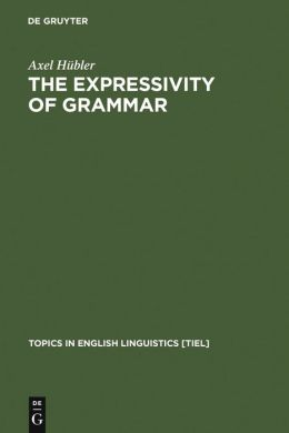 Expressivity of Grammar: Grammatical Devices Expressing Emotion Across Time