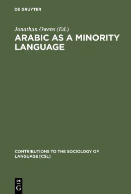 Arabic as a Minority Language