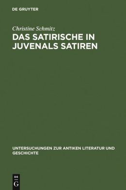 Das Satirische in Juvenals Satiren
