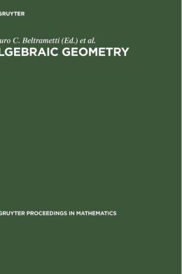 Algebraic Geometry: A Volume in Memory of Paolo Francia