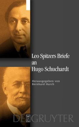 Briefe an Hugo Schuchardt