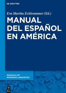 Manual del Espanol En America